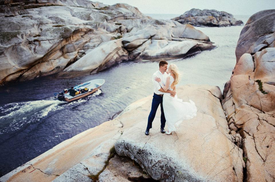 Paulina & Mariusz - Norwegia