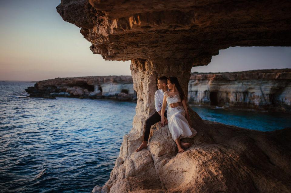 Natalia & Liam - Cypr