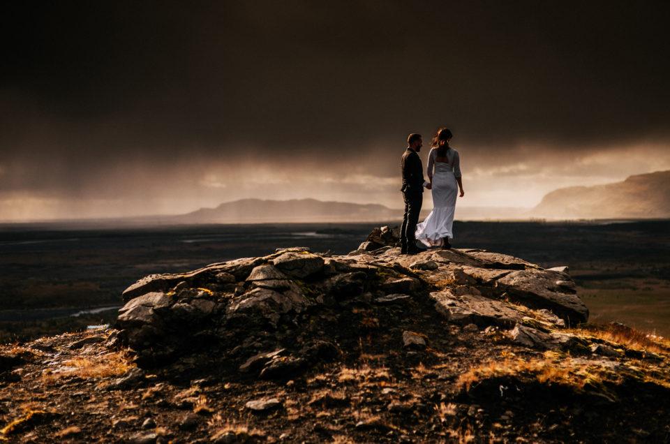 Agata & Michał - Islandia